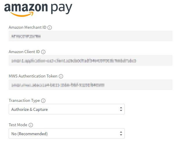 Connecting With Amazon Pay BigCommerce Support - Free sample invoice pay amazon store card online