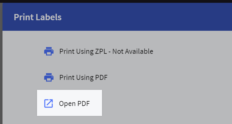 Zebra Zp 450 Ups Labels