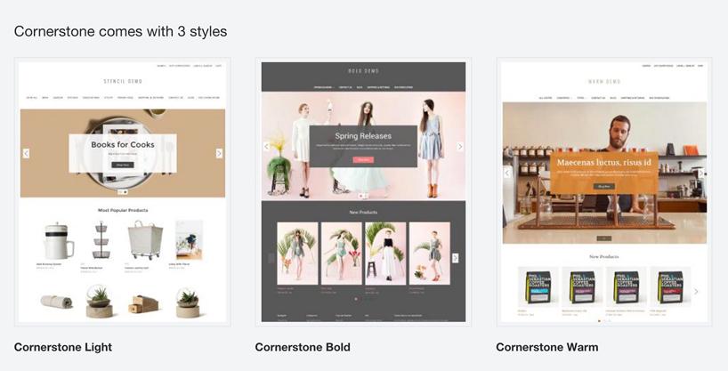 The BigCommerce Theme Marketplace